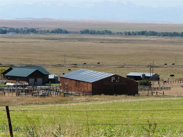 2545 Buffalo Jump Road, Three Forks, MT 59752 (MLS #347052) :: L&K Real Estate