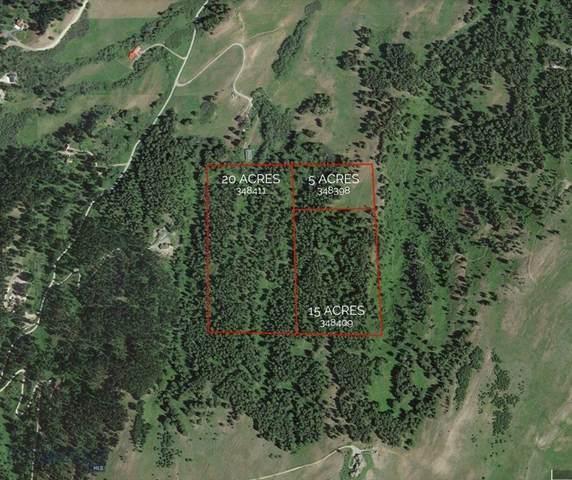 TBD Elk Ridge Road, Livingston, MT 59047 (MLS #348398) :: Black Diamond Montana