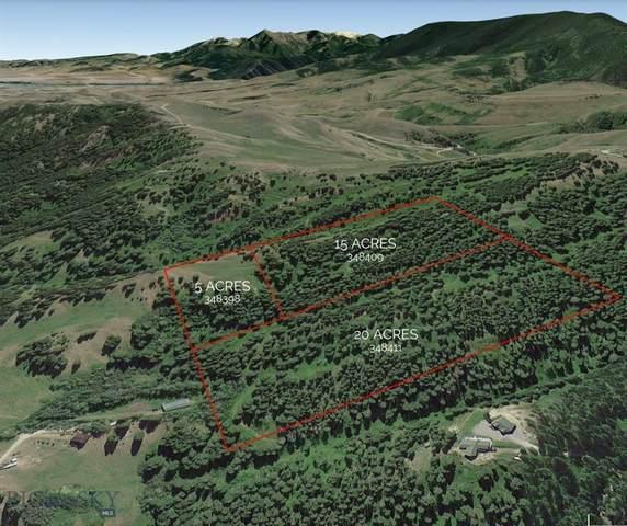 TBD Elk Ridge Road, Livingston, MT 59047 (MLS #348409) :: Black Diamond Montana