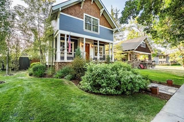 405 S Tracy, Bozeman, MT 59715 (MLS #348443) :: Hart Real Estate Solutions