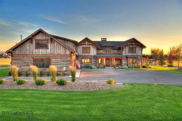 65 Prairie Glen Way, Belgrade, MT 59714 (MLS #348575) :: L&K Real Estate