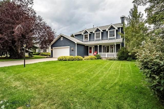 519 Fieldstone Drive, Bozeman, MT 59715 (MLS #348978) :: Hart Real Estate Solutions