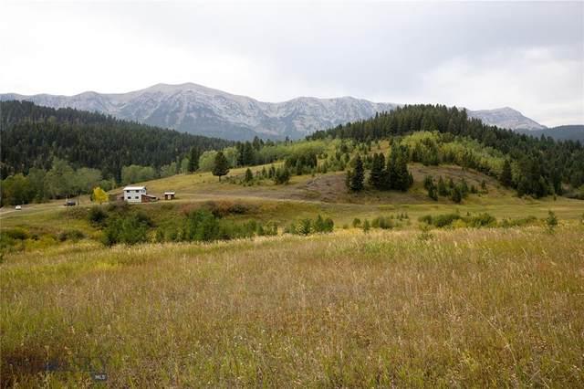 13777 Bridger Canyon Road, Bozeman, MT 59715 (MLS #348987) :: Berkshire Hathaway HomeServices Montana Properties