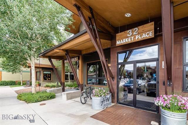 32 Market Place 1A, Big Sky, MT 59716 (MLS #349201) :: L&K Real Estate