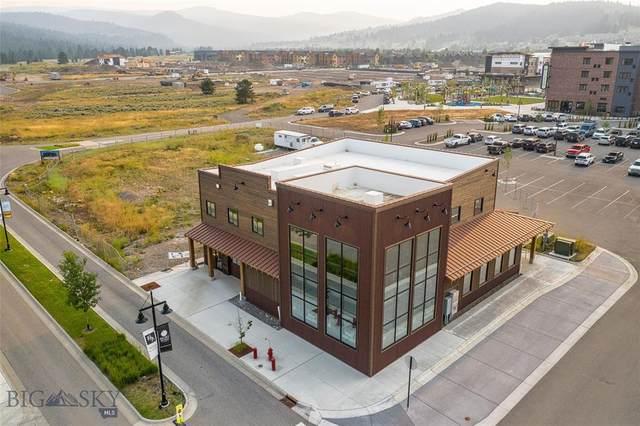 69 Huntley Drive, Big Sky, MT 59716 (MLS #349217) :: L&K Real Estate