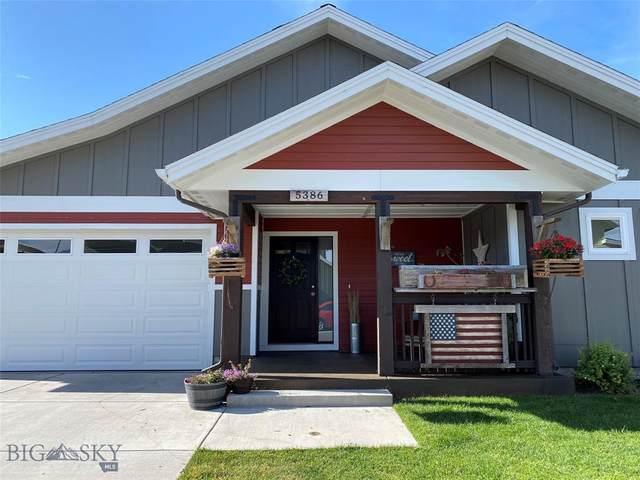 5386 Delft Way, Bozeman, MT 59718 (MLS #349234) :: Montana Life Real Estate