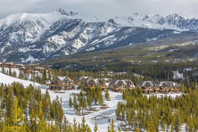 6 Lower Saddle Ridge Road U-1, Big Sky, MT 59716 (MLS #349290) :: Black Diamond Montana