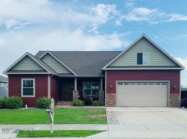 1310 Wyoming Street, Belgrade, MT 59714 (MLS #349413) :: Hart Real Estate Solutions
