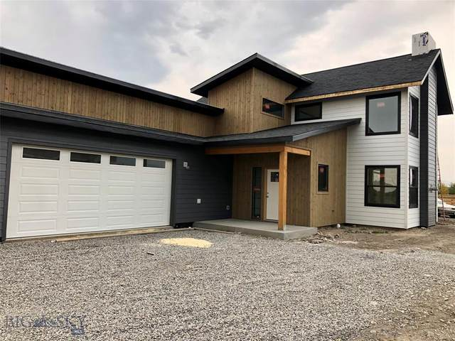 4100 Sickle Court, Bozeman, MT 59718 (MLS #349432) :: Hart Real Estate Solutions