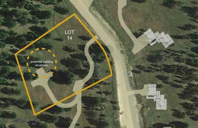 Lot 14 Colters Run Loop, Gallatin Gateway, MT 58730 (MLS #349433) :: Hart Real Estate Solutions