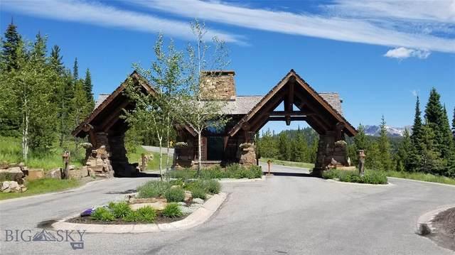 Lot 82 Alpine View Circle, Big Sky, MT 59716 (MLS #349434) :: L&K Real Estate