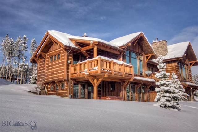 3A Big View Dr. Drive, Big Sky, MT 59716 (MLS #349577) :: Hart Real Estate Solutions