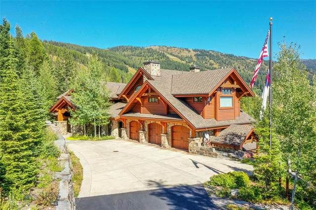 307 Northern Lights Drive, Whitefish, MT 59937 (MLS #349634) :: L&K Real Estate