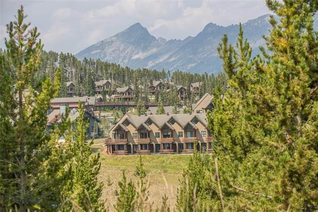 15 Saddle Ridge Road Unit E2, Big Sky, MT 59716 (MLS #349706) :: Hart Real Estate Solutions