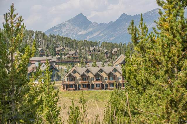 15 Saddle Ridge Road Unit E2, Big Sky, MT 59716 (MLS #349706) :: Montana Life Real Estate