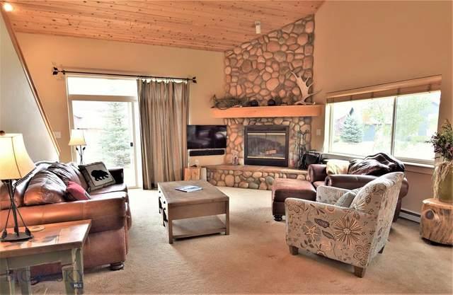 79 Starlight, Firelight Condo V-63, Big Sky, MT 59716 (MLS #349943) :: Montana Life Real Estate
