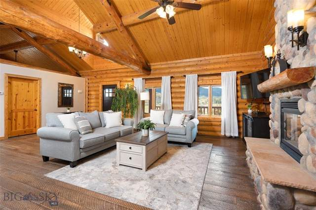 480 Moose Crossing Road, Gallatin Gateway, MT 59730 (MLS #349993) :: Montana Life Real Estate