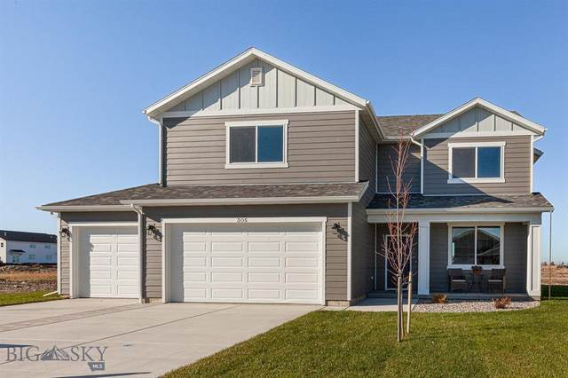 841 Stewart Loop, Bozeman, MT 59718 (MLS #350090) :: Montana Life Real Estate