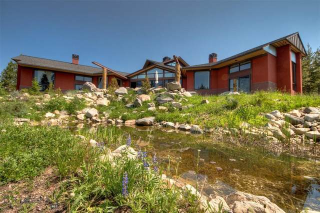 14 Swift Bear, Big Sky, MT 59716 (MLS #350123) :: Hart Real Estate Solutions