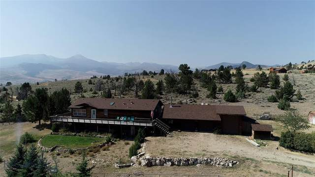 91 N Golden Eagle, McAllister, MT 59740 (MLS #350138) :: Montana Home Team