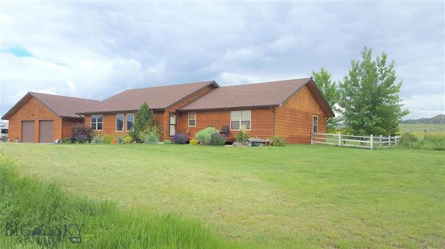 46 Heather Lane, Livingston, MT 59047 (MLS #350144) :: Montana Life Real Estate