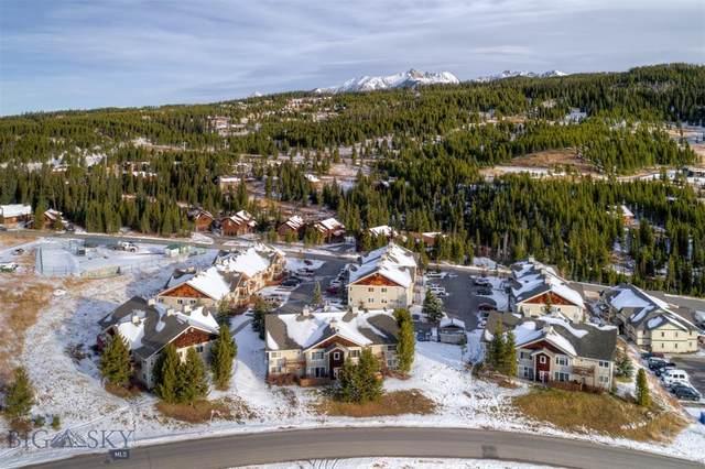 13 Moose Ridge Road #51, Big Sky, MT 59716 (MLS #350157) :: Montana Life Real Estate