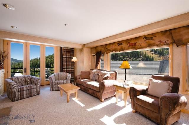 40 Big Sky Resort Road #1932, Big Sky, MT 59716 (MLS #350299) :: Hart Real Estate Solutions