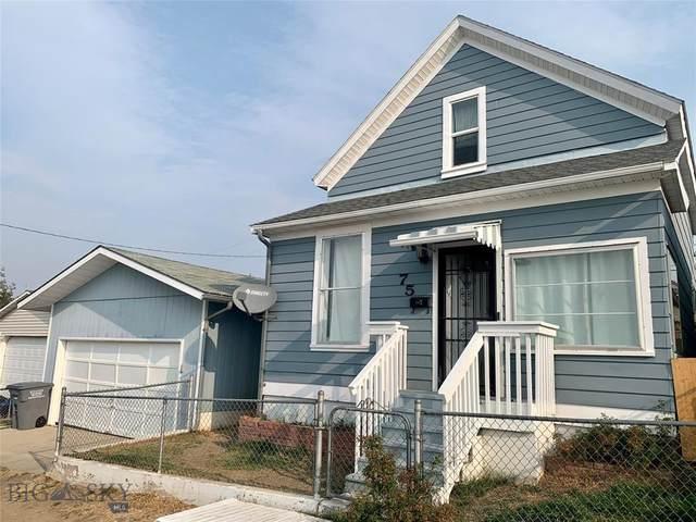 75 Bennett, Butte, MT 59701 (MLS #350378) :: Montana Life Real Estate