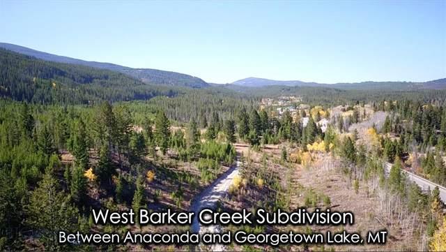 tbd Lot 1 Mt Highway 1, Georgetown Lake, MT 59711 (MLS #350510) :: Hart Real Estate Solutions