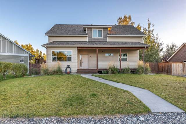 96 Aspenwood Drive, Bozeman, MT 59718 (MLS #350523) :: L&K Real Estate