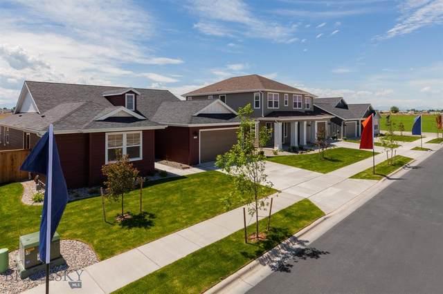 1509 Deadwood Loop, Belgrade, MT 59715 (MLS #350554) :: L&K Real Estate