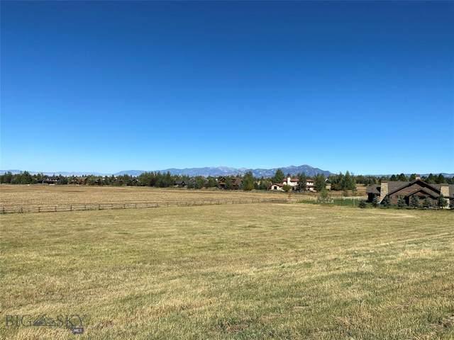 735 Doney Way, Bozeman, MT 59718 (MLS #350569) :: Montana Home Team