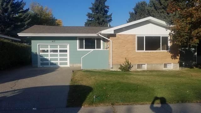 417 N 6th, Bozeman, MT 59715 (MLS #350596) :: Montana Life Real Estate