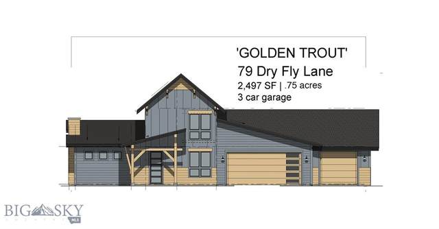 79 Dry Fly Lane, Bozeman, MT 59718 (MLS #350639) :: L&K Real Estate