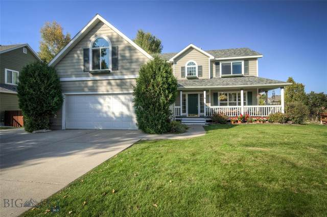 551 Concord Drive, Bozeman, MT 59715 (MLS #350692) :: Montana Life Real Estate