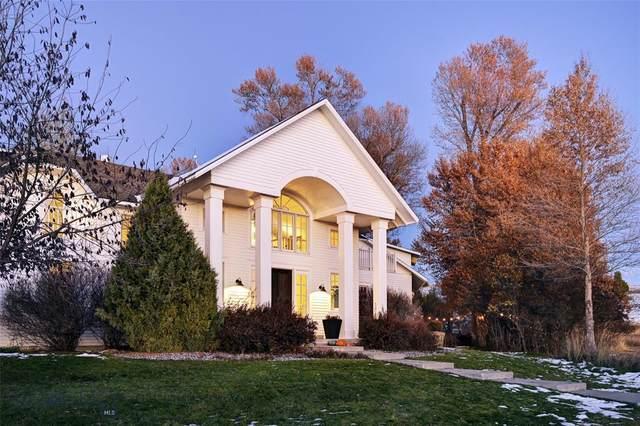 2577 Foster Creek Road, Belgrade, MT 59714 (MLS #350706) :: Hart Real Estate Solutions