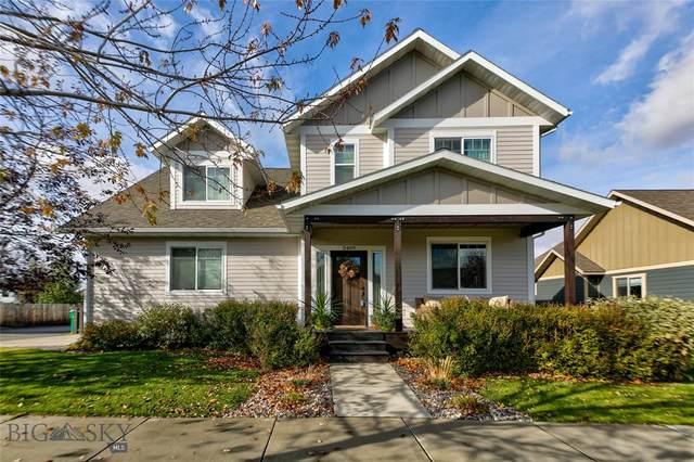 2409 Lasso Avenue, Bozeman, MT 59718 (MLS #350712) :: Montana Life Real Estate