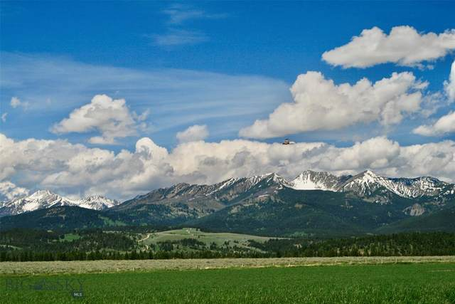 Tract 1 Robinson Bench Road, Clyde Park, MT 59015 (MLS #350922) :: L&K Real Estate