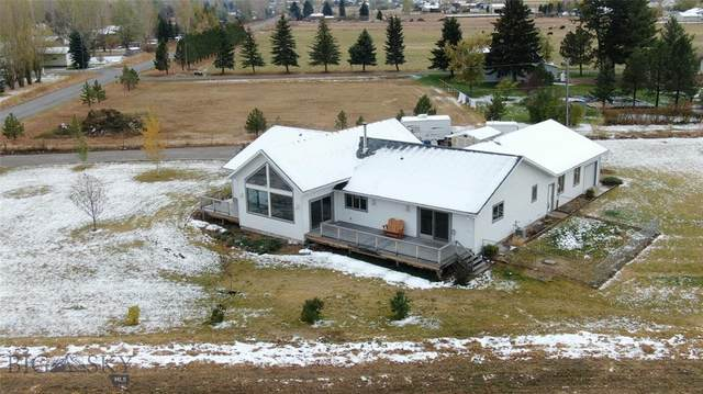 651 Harper Puckett Road, Bozeman, MT 59718 (MLS #350996) :: Montana Life Real Estate