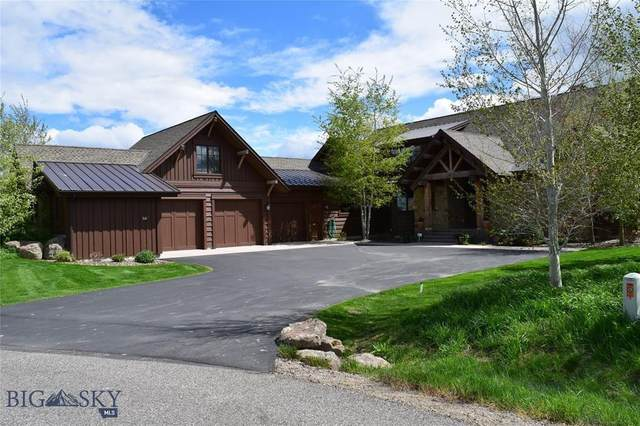 54 Charger Lane, Bozeman, MT 59718 (MLS #351020) :: Montana Home Team