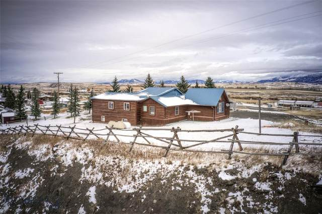 213 Elliot S, Wilsall, MT 59086 (MLS #351023) :: Coldwell Banker Distinctive Properties