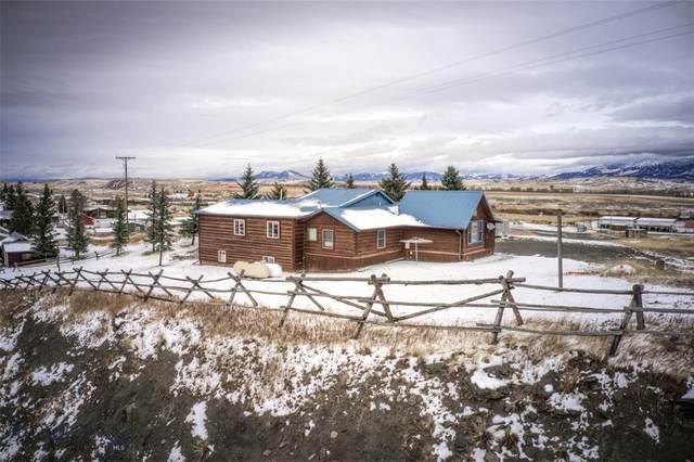 213 Elliot S, Wilsall, MT 59086 (MLS #351023) :: Montana Life Real Estate