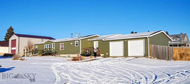 11 E Wall Street, White Sulphur Springs, MT 59645 (MLS #351040) :: L&K Real Estate