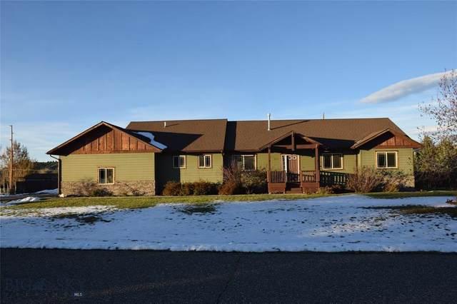 375 Golden Trout Way, Bozeman, MT 59715 (MLS #351203) :: Hart Real Estate Solutions