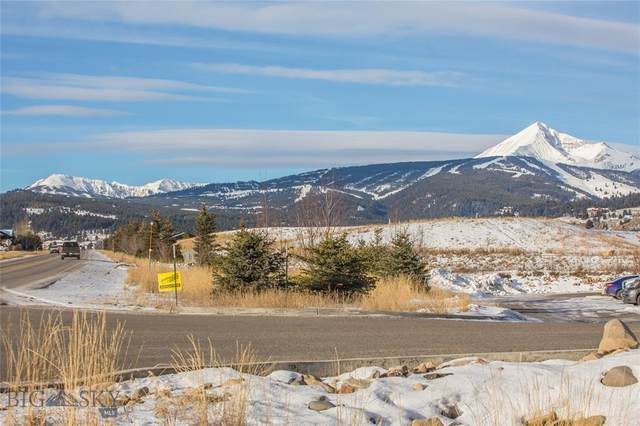 TBD Lone Mountain Trail, Big Sky, MT 59716 (MLS #351237) :: L&K Real Estate