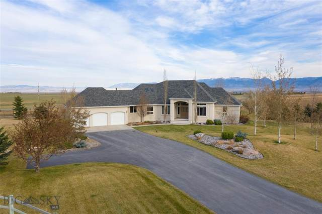 2655 Trailcrest, Bozeman, MT 59718 (MLS #352333) :: Montana Home Team