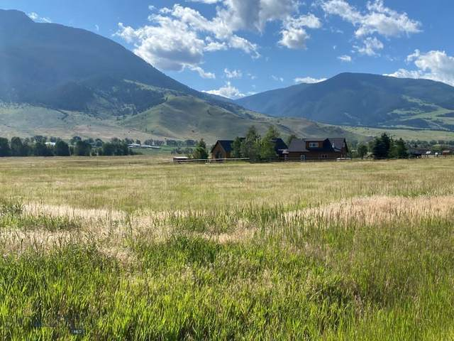 5 Shoshoni Way, Livingston, MT 59047 (MLS #352465) :: Montana Life Real Estate