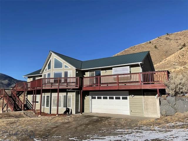 37 Saddle Ridge Road, Gardiner, MT 59030 (MLS #352521) :: Hart Real Estate Solutions