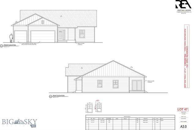 4 Oregon Trail, Three Forks, MT 59752 (MLS #352544) :: Hart Real Estate Solutions