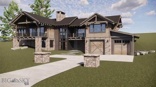 415 Fourpoint Road, Big Sky, MT 59716 (MLS #352675) :: Montana Mountain Home, LLC